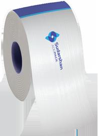 polypropylene fabric roll